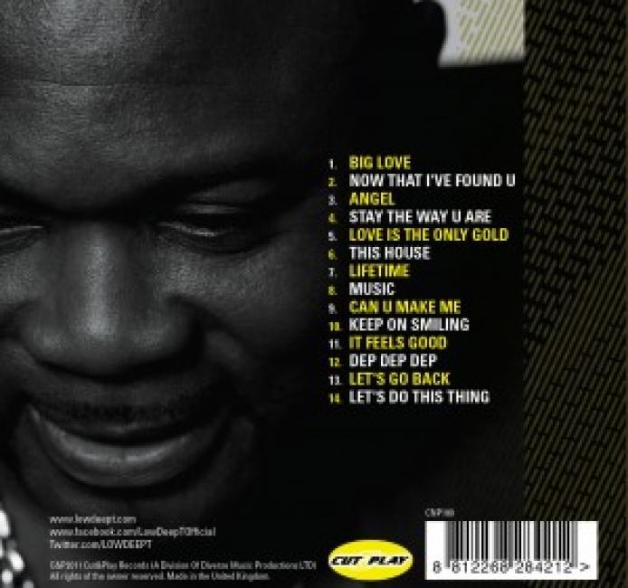 Big Love Album (Audio-CD)